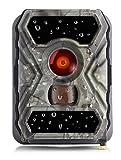 SECACAM HomeVista Wildkamera Weitwinkel Nachtsicht Bewegungsmelder Full HD 1080P Jagdkamera Haussicherheitsüberwachung Grün