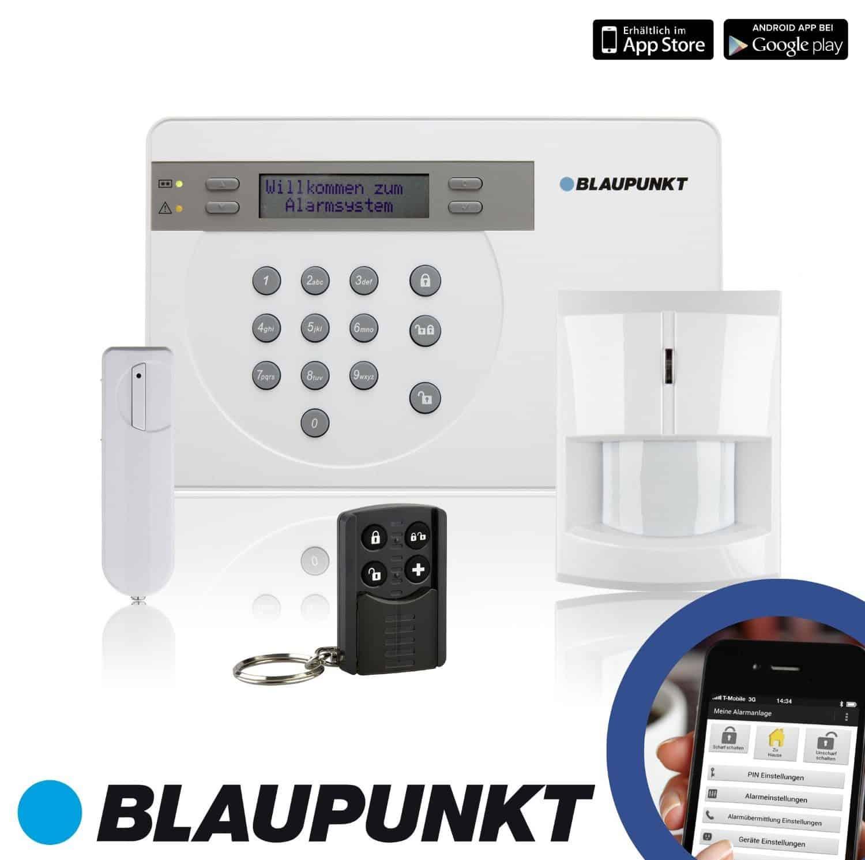 Funk Alarmanlage Kaufen Blaupunkt SA 2700 2015
