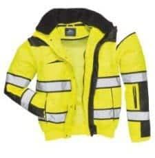 Portwest Warnschutzjacke Regenjacke Winterjacke Arbeitsjacke Test 2015