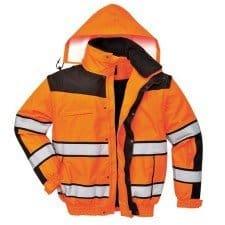 Portwest Warnschutzjacke Regenjacke Winterjacke Arbeitsjacke Testbericht 2015
