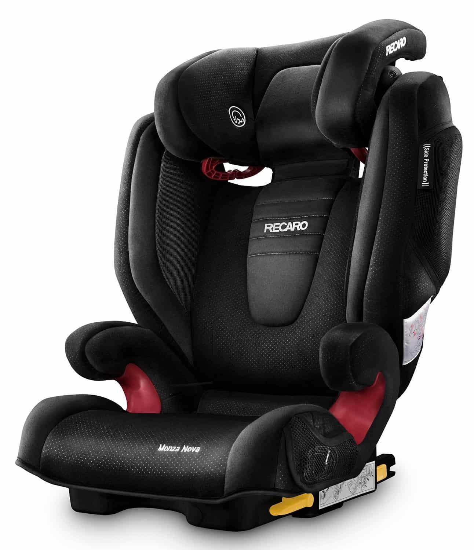 RECARO Monza Nova 2 Seatfix Test
