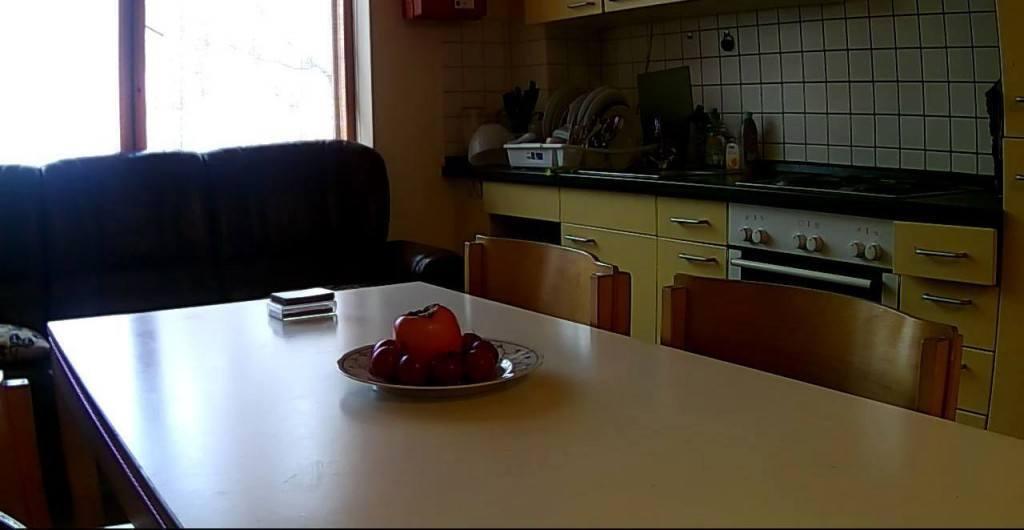 HiKam Q7 Innenaufnahmen - Dunkler Herbstmorgen