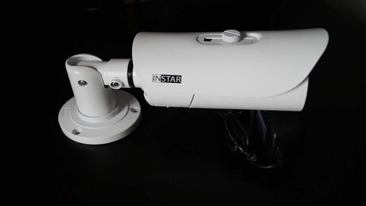 Wireless Kamera Testbericht - Instar IN-5905HD