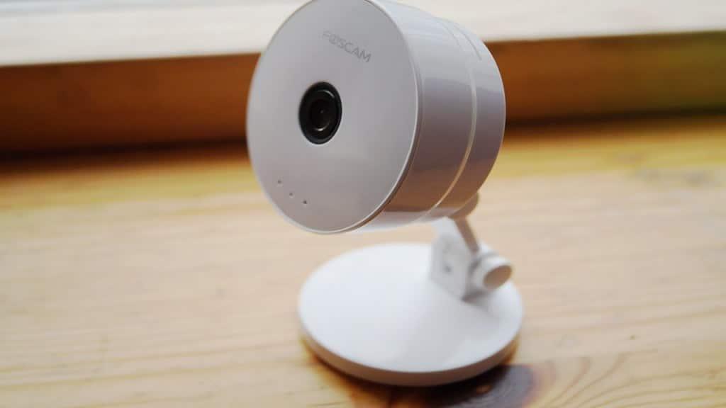 Foscam C1 Lite Test - Übersichtsbild