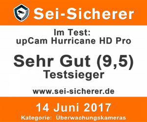 upcam-hurricane-hd-pro-siegel-seisicherer