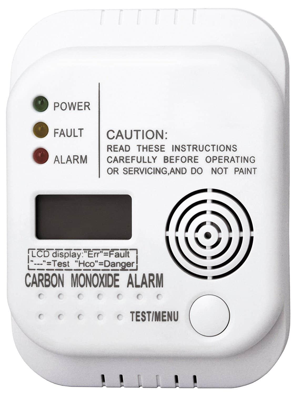 Smartwares Kohlenmonoxid Melder Test - Co Melder Test