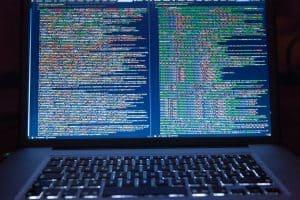 hacker programmiercode