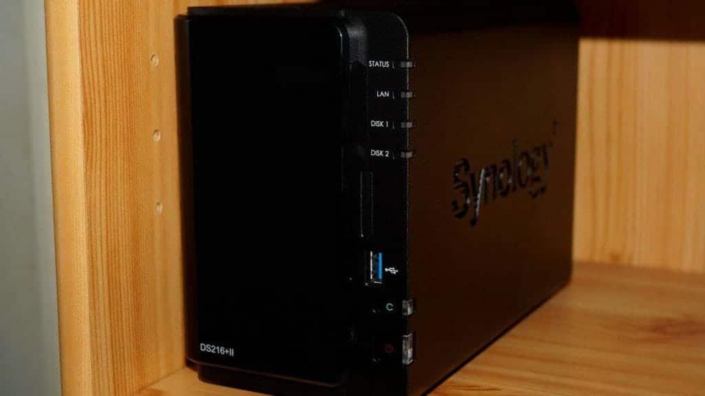 Synology DiskStation DS216+II Test - die optimale Überwachungslösung ...