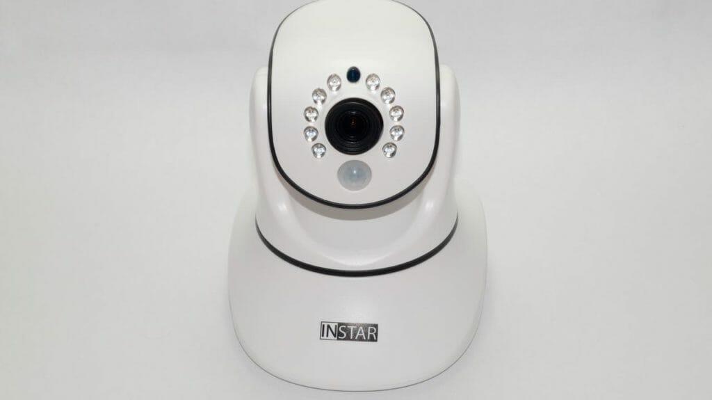 Instar IN-8015 Full HD Test