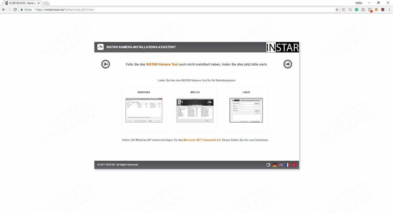 Instar IN-8015 Full HD Installationsschritt 4