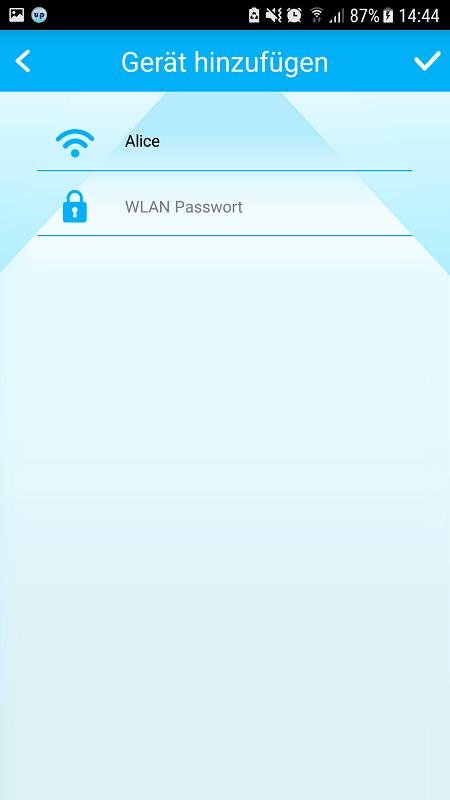 upCam Cyclone HD Eco App Integration 3