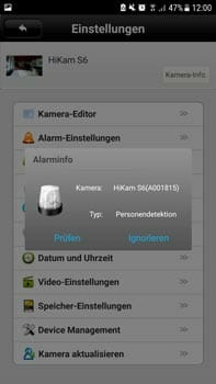 HiKam-S6-Bewegungsdetektion-Alarm-Push-Nachricht