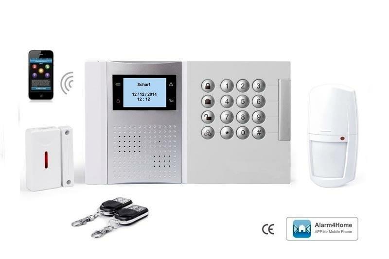 LGtron-LHD8003-Preis-Leistungssieger-Alarmanlagen-Uebersichtsbild