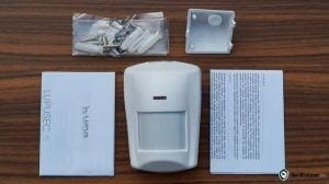 Lupus-Electronics-PIR-Bewegungsmelder-Lieferumfang