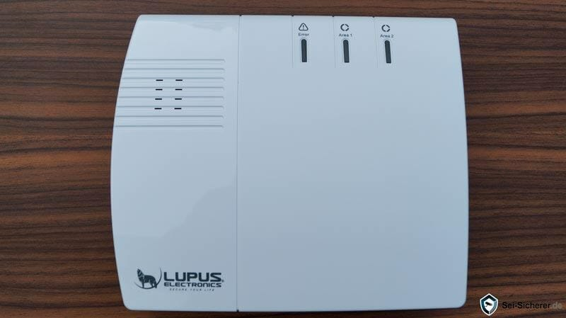 lupusec xt2 plus test smart home alarmanlage. Black Bedroom Furniture Sets. Home Design Ideas