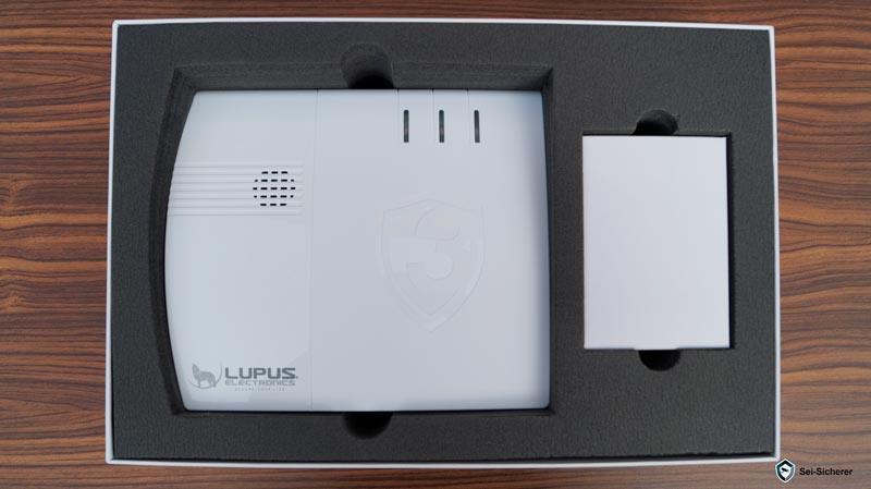 Lupusec-XT3-Alarmanlage-Unboxing