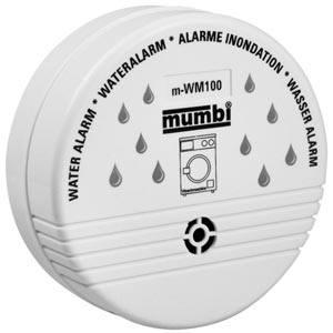 Wassermelder Test Mumbi WM100 2015
