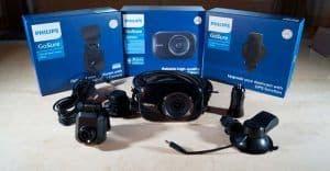 Philips-GoSure-ADR820-Autokamera-inklusive-modulares-zubehoer