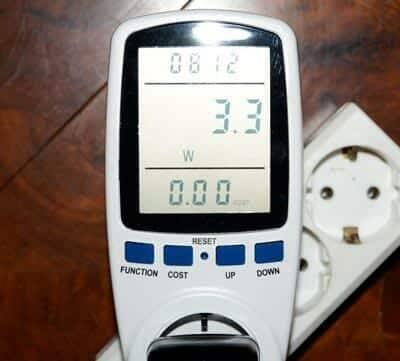 Reolink C1 Pro normaler Stromverbrauch