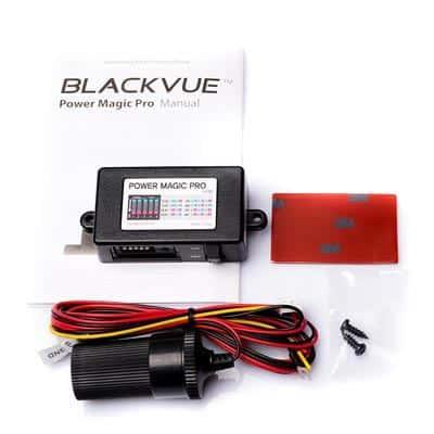 Batterieentladungsschutz-Dashcam