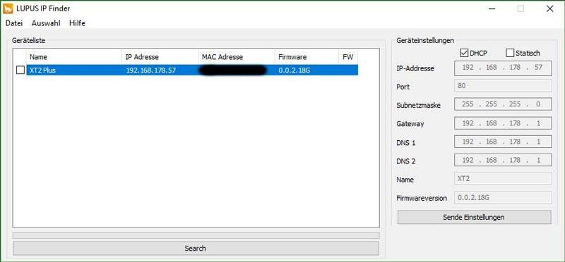 Lupusec-XT1-Plus-IP-Finder-Software