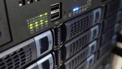 Serverraum-NAS-Server