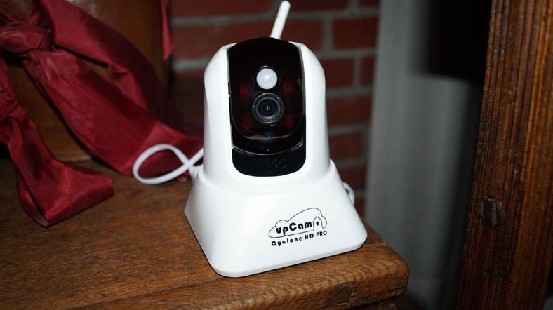 upCam-Cyclone-HD-Pro-Nachtsicht-Infrarot-LEDs