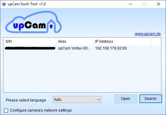 SuchTool upCam