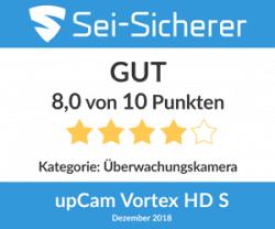 Sei-Sicherer-upCam-Vortex-HD-S-Testsiegel-Final