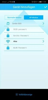 upCam-App-AP-Modus-hinzufuegen-1