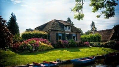 Einfaches-Wohnhaus