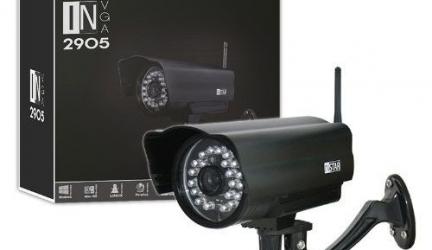 Instar IN-2905 V2 Test – eine der ersten Überwachungskameras