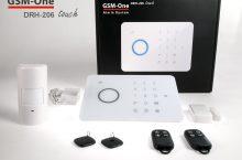 Funk Alarmanlage GSM-One DRH-206 Test