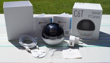 EZVIZ C6T Test – 1080P Innenüberwachung