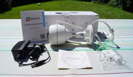 EZVIZ ezTube Testbericht: Günstige Außenüberwachung