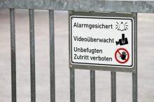 Betriebsgeländesicherung – So halten Sie Diebe und Einbrecher fern