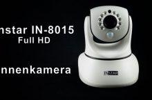 Instar IN-8015 Full HD Test – Großartige Überwachung für den Innenbereich