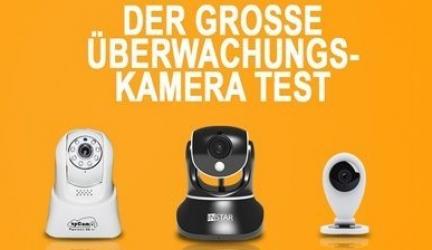 Überwachungskamera Test – Unsere Favoriten