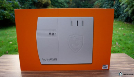 Lupusec XT3 Test – Profi Smart Home Alarmanlage