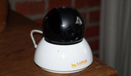 Lupusnet LE203 Test – die Überwachungskamera von Lupus Electronics