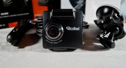 Rollei CarDVR-318 Test – 2K Dashcam