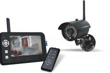 Überwachungskamera Set Elro CS95DVR Test