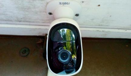 Reolink Argus Test – batteriebetriebene Kamera für Außen